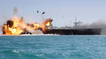 new-iran-blows-replica-us-warship-warning-obama