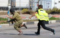 palestinian-terrorist-disguised-as-a-journalist-stabs-an-israeli-soldier