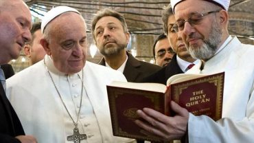 the-pope-says-the-koran-is-a-book-of-peace-and-that-islam-is-not-a-violent-religion