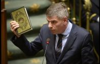 belgian-mp-says-that-the-islamic-quran-book-is-the-root-of-all-evil