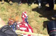 watch-muslims-burn-an-american-flag-in-an-anti-trump-rally-in-california