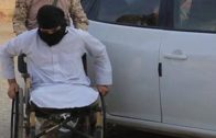 Shocking Video Shows How ISIS Turns Disabled People Into Rolling Suicide Devices